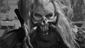 'Mad Max: Fury Road' comes to DVD in Black & White special edition