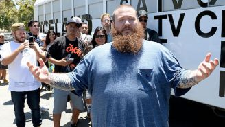 Action Bronson Takes His Place At The Top As A 'Descendant Of The Stars'