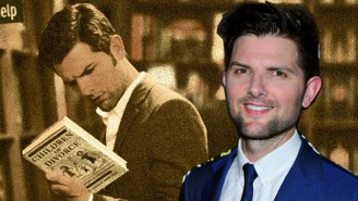 Adam Scott Talks 'My Blind Brother' And Judging His Characters In The Right Context