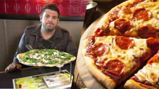 Watch Adam Richman Name His 5 Favorite Pizza Joints In The Country