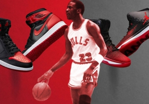 And The 'Banned' Played On: How The Air Jordan 1 Changed Everything