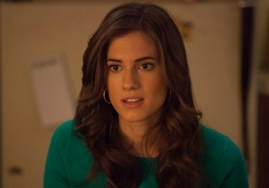 Allison Williams Says An Emotional Goodbye To 'Girls'