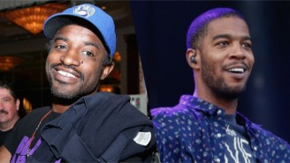 Andre 3000's Got Two New Songs On Kid Cudi's Upcoming Album That You're Now Greatly Anticipating