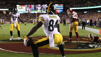 To Reduce Penalties, Antonio Brown Will Keep His Twerks To A Maximum Of Two Pumps