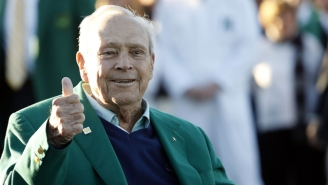 Arnold Palmer, One Of The Greatest Golfers Ever, Is Dead At 87