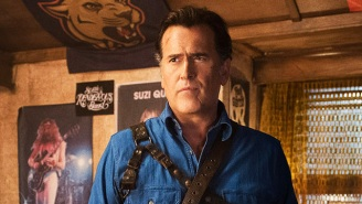 'Ash Vs. Evil Dead' Season 2 Revs Up The Chainsaw For Another Bloody Good Time