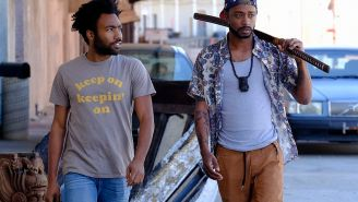 Review: On 'Atlanta,' Darius teaches Earn to trade in 'The Streisand Effect'