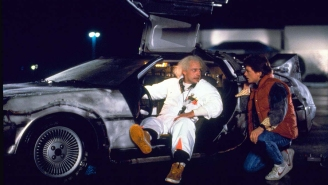 Free 'Back to the Future' fan celebration is set for October 25 at Twin Pines Mall
