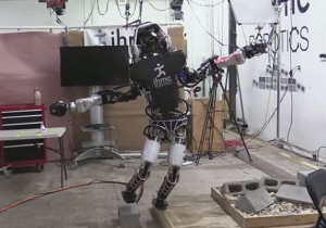 The Latest Boston Dynamics Humanoid Robot Shows Off Balancing A Human Would Find Difficult