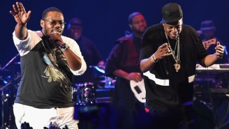 Beanie Sigel's Ready To Reunite With Jay Z For His 'Still Public Enemy' Project