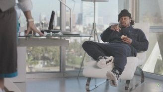 Von Miller, Russell Wilson, And Antonio Brown Work On Their People Skills In A New Xbox Spot