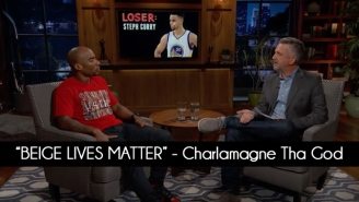 Charlamagne Tha God Said Steph Curry Will Step Up 'When Beige Lives Start Getting Killed By Police'