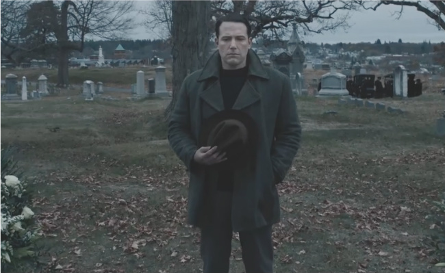 Ben Affleck Goes Full Gangster Mode In The First Trailer For 'Live By Night'