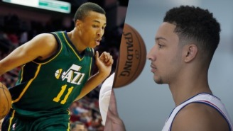 Dante Exum Found It Absurd That Ben Simmons Claimed To Have Put On 33-Plus Pounds