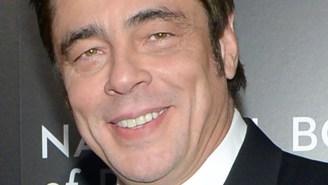 Benicio del Toro is 'in early talks' for Shane Black's 'Predator' reboot