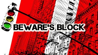 BEWARE's Block: Captured By The Moment