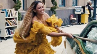 The BeyHive Is Furious After Beyonce's 'Lemonade' Was Shut Out Of The Emmys