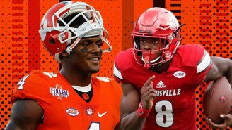Clemson Is Flying Comfortably Under The Radar Ahead Of Its Massive Showdown With Louisville