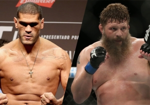 Bigfoot Silva Promises To Take Roy Nelson Out … For Brazilian BBQ After Their Fight
