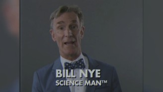 Bill Nye Uses 'Science' To Justify Binge-Watching Netflix