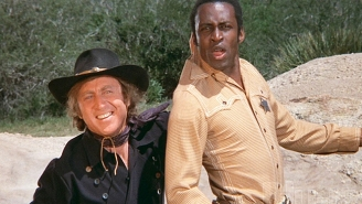 Mel Brooks Credits Gene Wilder And Richard Pryor For Making 'Blazing Saddles' The Funniest Ever