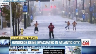 Batten Down The Hatches And Enjoy The Best Hurricane News Bloopers Of All Time