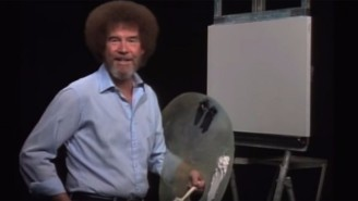 Bob Ross' Business Partner Reveals The Sad Truth About His Famous 'Fro, And Nothing Is Real Anymore