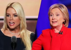 Florida AG Pam Bondi Blames 'Bully' Hillary Clinton For Her Trump Pay-For-Play Controversy