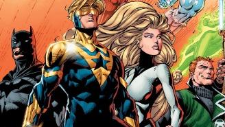 Who is Booster Gold & why should we feel cheated his movie won't be in the DCU?