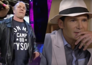 Bret Hart And Corey Feldman Are Making A Horror Movie Together And Yes, We're Serious