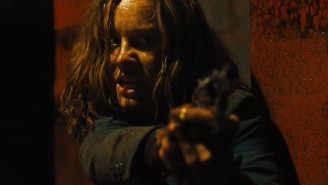 The 'Free Fire' Red Band Trailer Puts Brie Larson Under The Gun