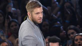 Calvin Harris' New Breakup Single 'My Way' Isn't Exactly Subtle