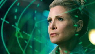 Carrie Fisher Completed Work On 'Star Wars: Episode VIII'