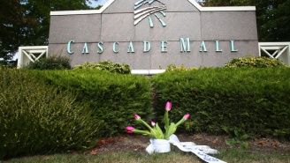 Authorities Have Arrested A Suspect In The Washington Mall Shooting