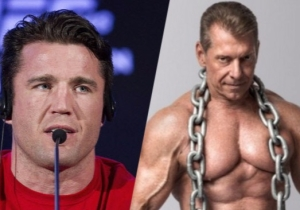 Chael Sonnen's Account Of Vince McMahon Trying To Sabotage A UFC Card Is Mind-Boggling