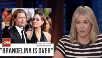 Jennifer Aniston's BFF Chelsea Handler Does Not Hold Back On Her Feelings About Angelina Jolie