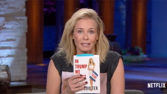 Chelsea Handler Unloads On Ann Coulter For Skipping An Interview
