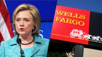 Hillary Clinton Vows To Protect Wells-Fargo Consumers Against Big Banks' 'Outrageous Behavior'