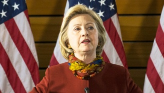 The FBI Releases Files From Hillary Clinton's Interview Over Her Private Email Server
