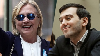Trump Supporter Martin Shkreli Showed Up At Chelsea Clinton's Apartment Building To Make An Ass Of Himself