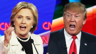 Watch Hillary Clinton And Donald Trump Go Head-To-Head In Their First Debate Here