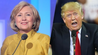 Donald Trump And Hillary Clinton Both Answered The 'Favorite World Leader' Question In The Same Way