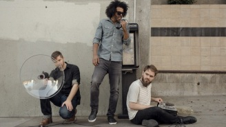 Clipping Celebrates Its Hugo Nomination With The Astronomical 'True Believer' Video