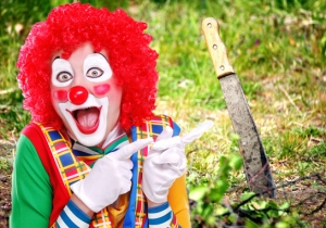 A Machete-Wielding Man Chases Away Another Reported Clown Haunting The South Carolina Woods