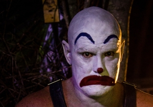 Oscar bait! 'ClownTown' is a horror flick about a town full of evil clowns
