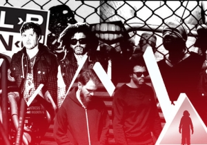 Rapping In Space: How Clipping Broke The Fourth Wall And Entered The Fourth Dimension