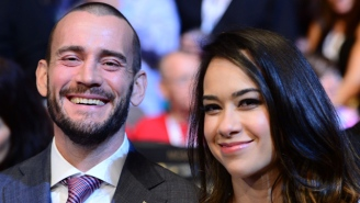 CM Punk Made A Cool Million Bucks From His First UFC Fight