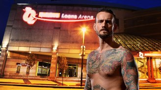 Why The Location Of CM Punk's First UFC Fight Means More Than You Realize