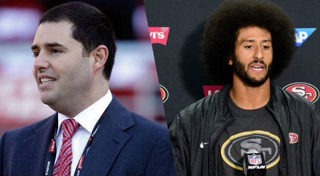 The 49ers Will Donate $1 Million To Charities That Fight Racial And Social Inequality