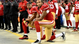Colin Kaepernick Will Receive The Sports Illustrated Muhammad Ali Legacy Award